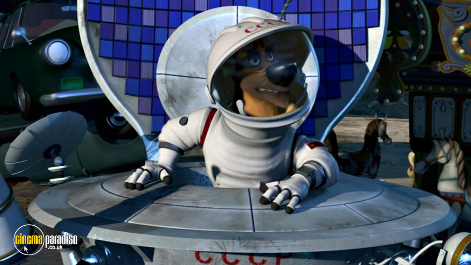 Space Dogs: Adventure to the Moon (aka Belka i Strelka: Lunnye priklyucheniya) online DVD rental