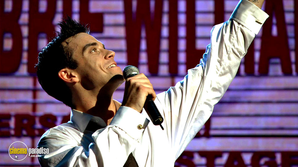 Robbie Williams: Live at the Albert (aka One Night with Robbie Williams) online DVD rental
