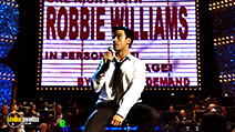 A still #2 from Robbie Williams: Live at the Albert (2001)