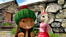 A still #38 from Peter Rabbit: The Tale of the Great Breakout (2013)