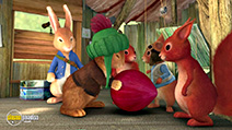 A still #37 from Peter Rabbit: The Tale of the Great Breakout (2013)