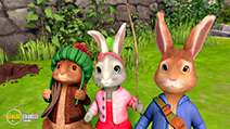 A still #35 from Peter Rabbit: The Tale of the Great Breakout (2013)