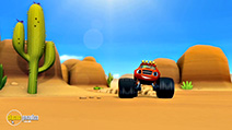 A still #8 from Blaze and the Monster Machines: High-Speed Adventures (2014)
