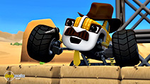 A still #3 from Blaze and the Monster Machines: High-Speed Adventures (2014)