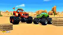 A still #2 from Blaze and the Monster Machines: High-Speed Adventures (2014)