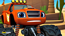 A still #1 from Blaze and the Monster Machines: High-Speed Adventures (2014)