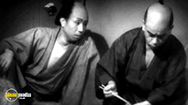 A still #33 from The Complete (Existing) Films of Sadao Yamanaka (1937)