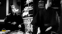 A still #30 from The Complete (Existing) Films of Sadao Yamanaka (1937)