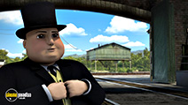 A still #4 from Thomas the Tank Engine and Friends: The Great Race (2016)