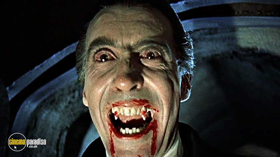 Horror of Dracula (aka Dracula) online DVD rental
