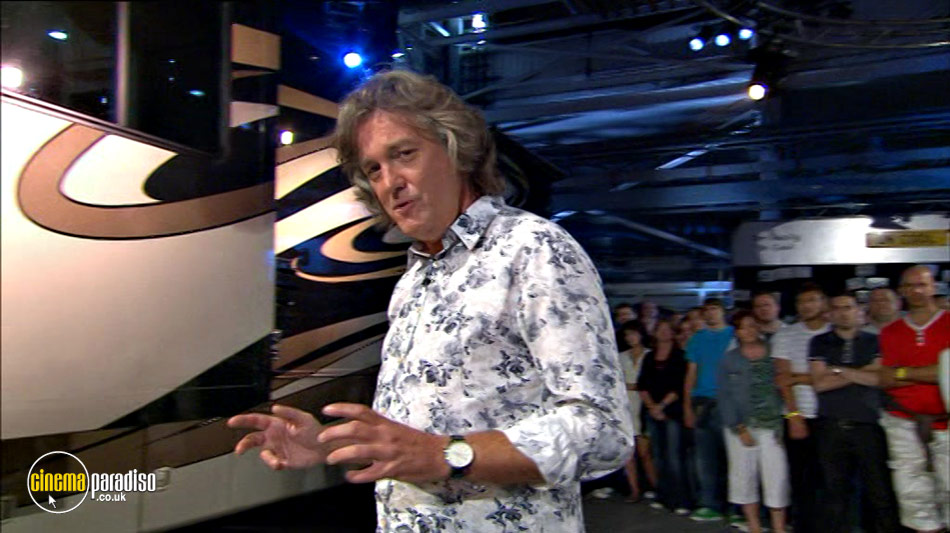 Top Gear: The Challenges: Vol.5 online DVD rental