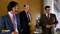 A still #9 from Anchorman Special Edition and Wake Up Ron Burgundy Set (2004)