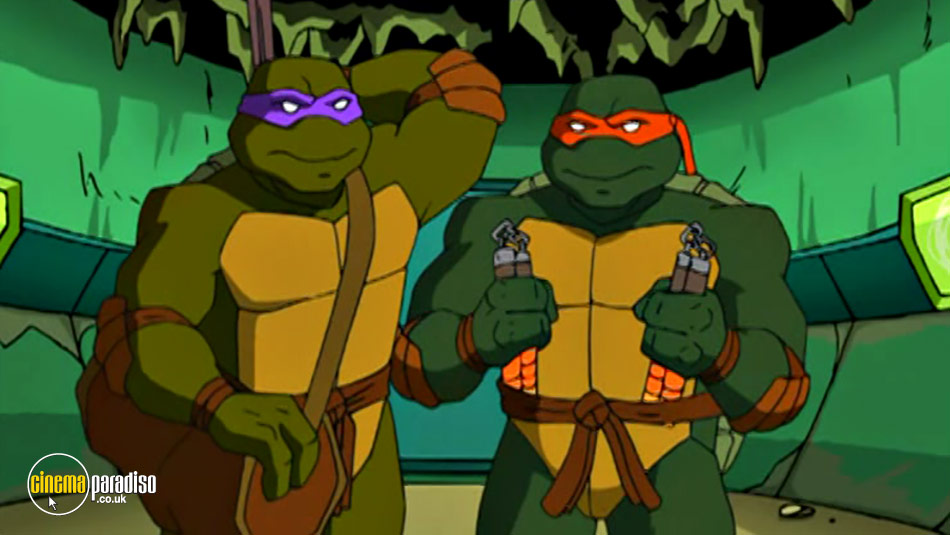 Teenage Mutant Ninja Turtles: Vol.5 and 6 online DVD rental