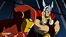 A still #4 from The Avengers: Earth's Mightiest Heroes: Vol.4 (2011)