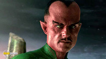 A still #24 from Green Lantern with Mark Strong