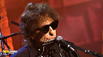 A still #3 from Bob Dylan: Unplugged (1994)