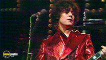 A still #9 from T.Rex on T.V.