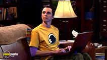 A still #3 from The Big Bang Theory: Series 3 (2009)