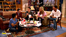 A still #5 from The Big Bang Theory: Series 3 (2009)