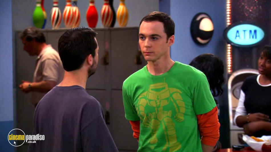 The Big Bang Theory: Series 3 online DVD rental