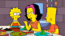 A still #8 from The Simpsons: Series 15 (2003)