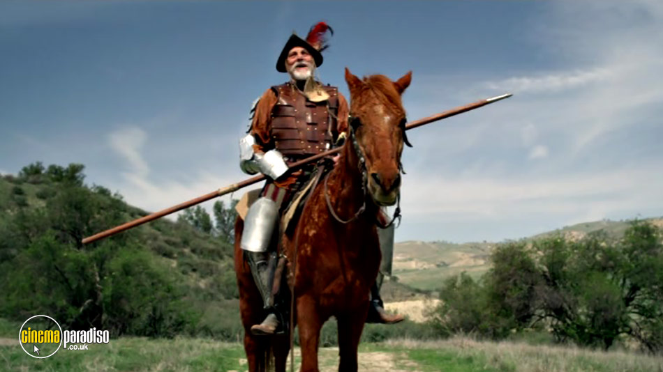 Rent The Legend of the Knight: Don Quixote (aka Don Quixote) (2015) film | CinemaParadiso.co.uk