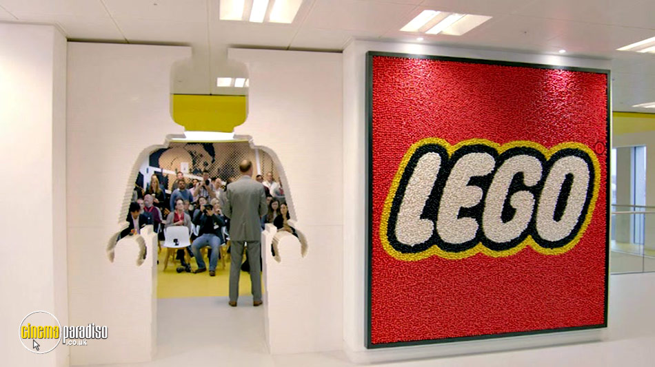 The Secret World of Lego online DVD rental