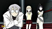 A still #7 from Soul Eater: Vol.1 (2008)
