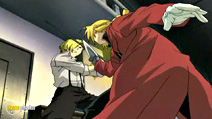 Still #4 from Full Metal Alchemist the Movie: Conqueror of Shamballa