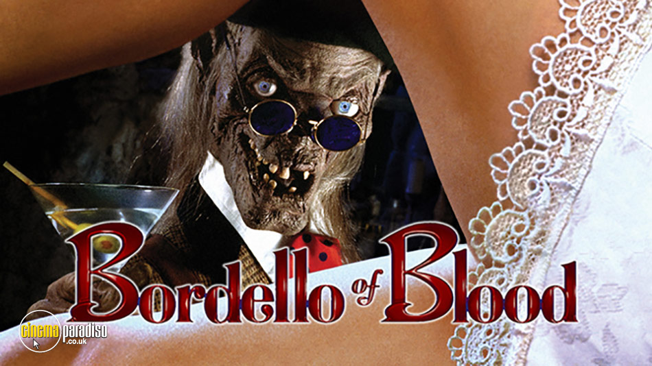Bordello of Blood (aka Tales from the Crypt Presents Bordello of Blood / Dead Easy) online DVD rental