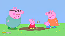 A still #9 from Peppa Pig: 10 Years of Muddy Puddles (2014)