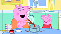 A still #8 from Peppa Pig: 10 Years of Muddy Puddles (2014)