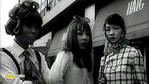 A still #2 from Funeral Parade of Roses (1969)