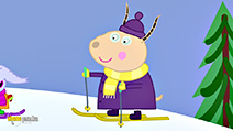 A still #61 from Peppa Pig: A Christmas Compilation (2013)