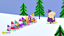 A still #60 from Peppa Pig: A Christmas Compilation (2013)