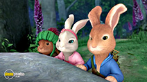 A still #8 from Peter Rabbit: The Tale of Cotton-Tail's New Friend (2015)