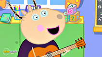 A still #60 from Peppa Pig: Princess Peppa and Sir George the Brave (2007)