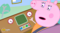 A still #56 from Peppa Pig: Princess Peppa and Sir George the Brave (2007)
