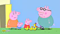 A still #6 from Peppa Pig: Piggy in the Middle and Other Stories (2006)