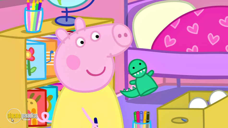 Peppa Pig: Piggy in the Middle and Other Stories online DVD rental