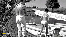 A still #5 from Knife in the Water (1962)