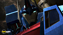 A still #23 from Transformers Prime: Series 3: Part 1 (2013)