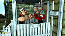 A still #43 from Popeye's Voyage: The Quest for Pappy (2004)