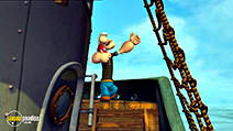 A still #36 from Popeye's Voyage: The Quest for Pappy (2004)