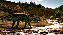 A still #41 from Walking with Dinosaurs (1999)