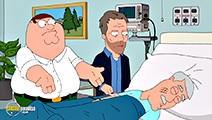 A still #78 from Family Guy: Series 10 (2011)