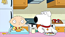 A still #77 from Family Guy: Series 10 (2011)
