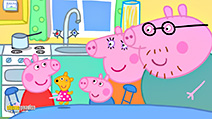 A still #49 from Peppa Pig: My Birthday Party and Other Stories (2005)