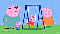 A still #45 from Peppa Pig: My Birthday Party and Other Stories (2005)