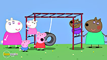 A still #44 from Peppa Pig: My Birthday Party and Other Stories (2005)